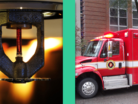Fire Suppression Insurance, Ambulance Company Insurance